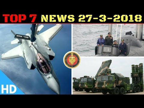 Indian Defence Updates : F-35 Deal for AMCA Technology,131 BARAK-1 Orders,US India Navy Training