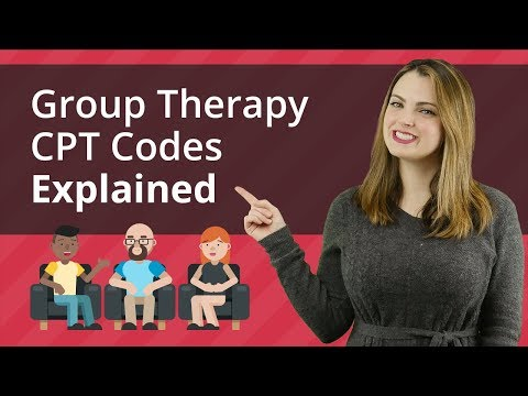 Group Therapy CPT Codes Explained