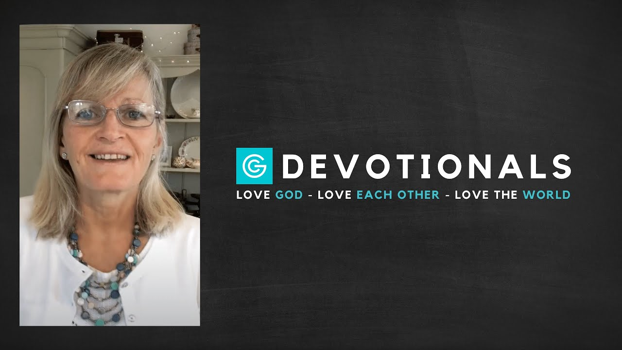 Devotionals - Mark 9 with Pete & Fran
