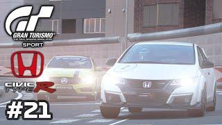 GRAN TURISMO SPORT - Honda Civic Type R - Gameplay - Part 21