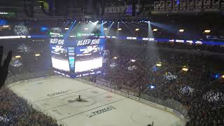 St. Louis Blues Fans React to Game 7 Win in Stanley Cup Finals     Enterprise Center     6-12-2019