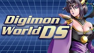 Digimon World DS/Digimon Story Review - Yiffing on Two Screens - Casp