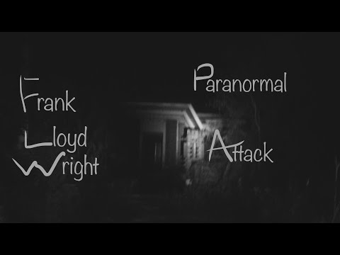 Abandoned Frank Lloyd Wright Mansion, Demon Attack, Paranormal Activity