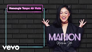 Download lagu Marion Jola - Menangis Tanpa Air Mata (Lyric Video)