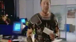 Russell Crowe sells Gladiator  insurance