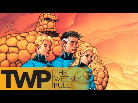 Why the F4 are gone & more   The Weekly Pull Podcast