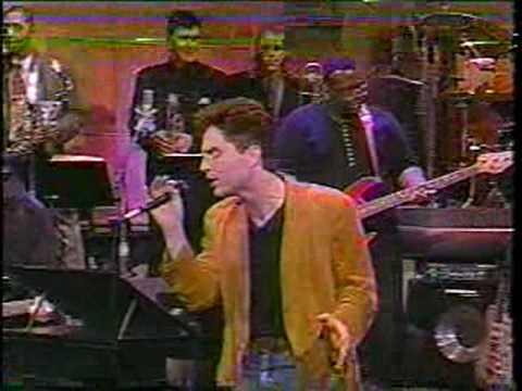 Richard Marx Tonight Show 1994 1/3