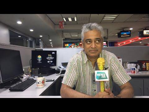 बीजेपी के शाह ये क्या भाषा बोलने लगे? Rajdeep Sardesai   LIVE   News Tak