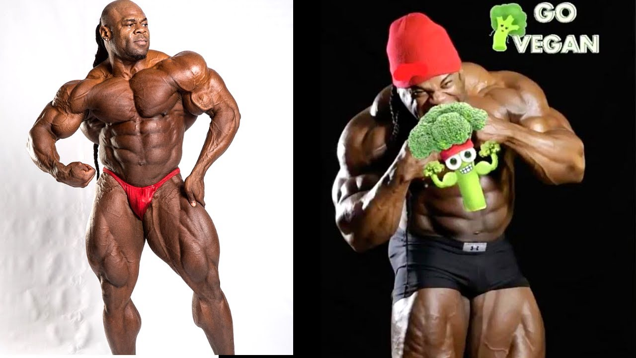 Kai Greene Goes Vegan After Watching The Game Changers Documentary