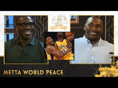 Metta World Peace on Kobe Bryant trusting him in GM 7 of 2010 NBA Finals | CLUB SHAY SHAY S2
