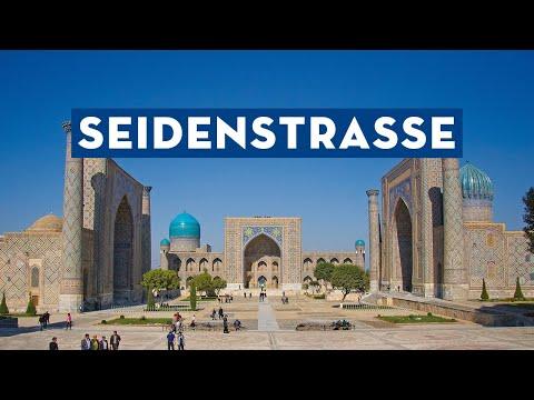 Sagenhafte Seidenstraße - Sonderzugreise Registan