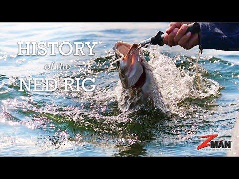 Z-Man Project Z ProfileZ: History of the Ned Rig