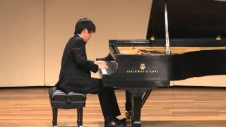 Yutong Sun plays Schumann Symphonic Etudes, Op.13 in HD