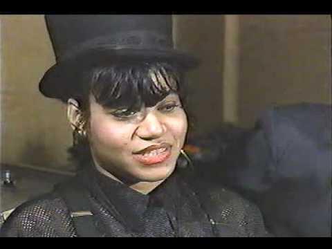 Salt-N-Pepa Interview 1991
