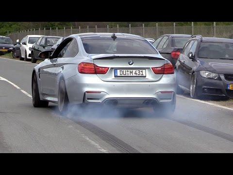 Supercar Accelerations LOUD - F12 TDF, Aventador, AMG GTR, E63 S & More!