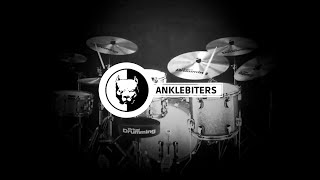 anklebiters - Paramore (virtual drum cover)