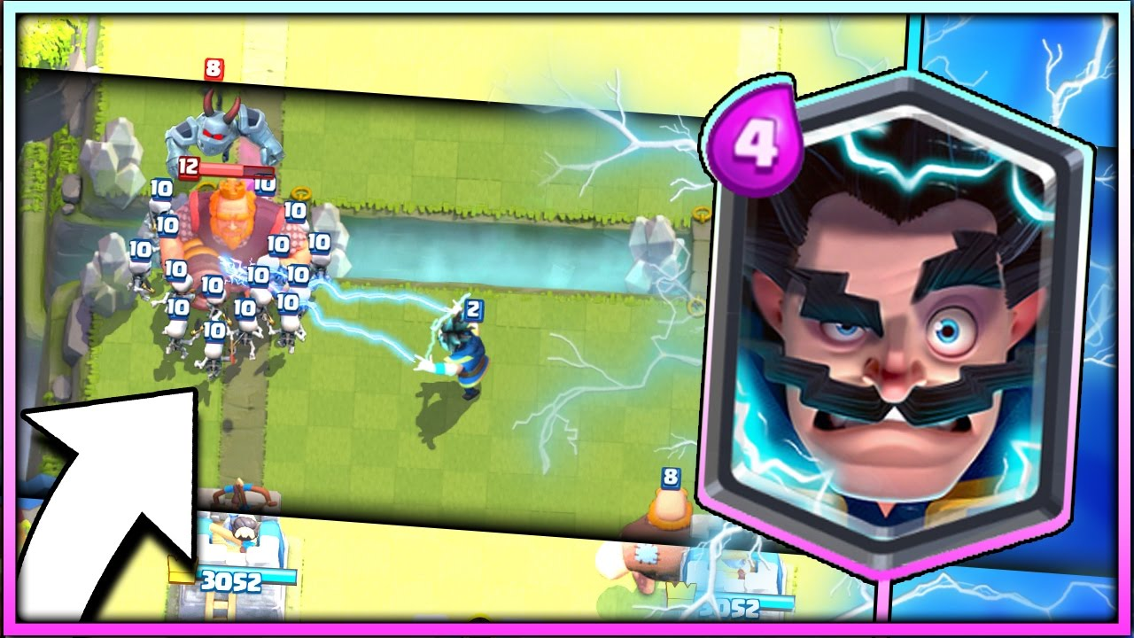 winning electro wiz decks top 3 electro wizard decks arena 10