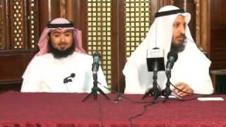 الشيخ عثمان الخميس قصيدة الفرزدق في علي بن الحسين
