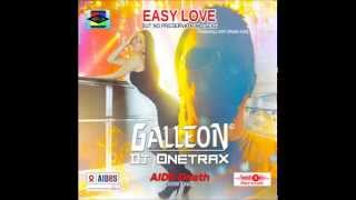 Easy Love [Radio Edit] Feat Lady Version Galleon & Dj Onetrax - Sounds4djs