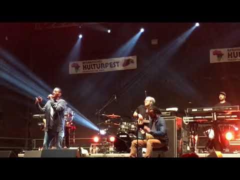 Dub Inc live at Afrikanisches Kulturfest Frankfurt 2018