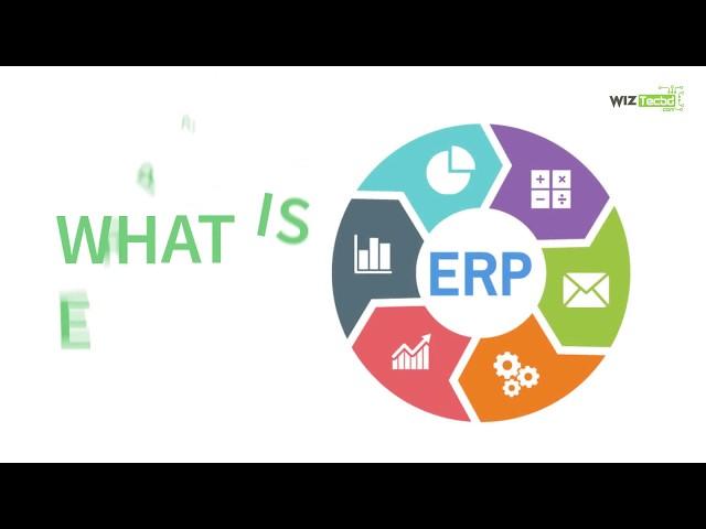 ERP Software | Wizard Technology Bangladesh