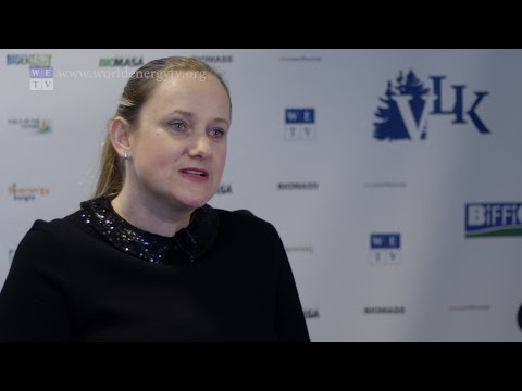 AEBIOM 2016 | Kathryn Sheridan, CEO of Sustainability Consult