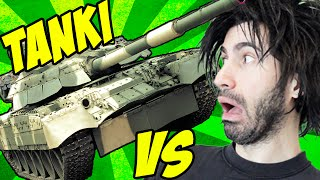TANKI ONLINE vs The World