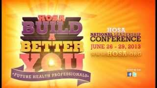 HOSA 2012-2013 Promotional Video