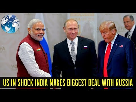 US in Shock as India Makes Biggest Deal with Russia Ignoring