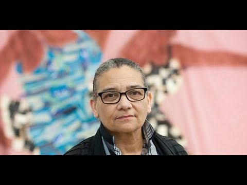 Lubaina Himid is the first black Turner Prize winner