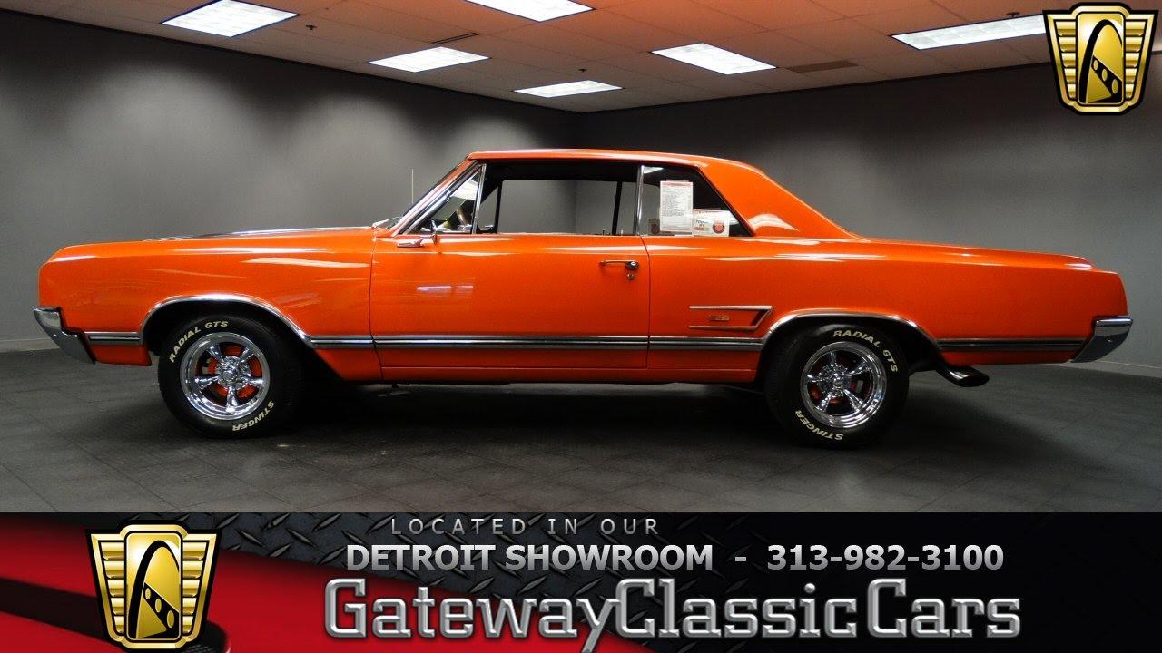 1965 oldsmobile 442 youtube