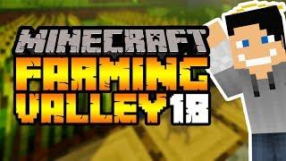 Krowa i kurczak #18 Minecraft: Farming Valley Modpack