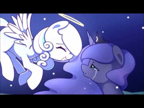 MLP: Princess Luna and Snowdrop (Alan Valker – Faded)
