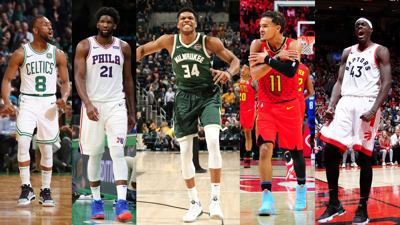 2020 Eastern Conference All Star Season Highlights