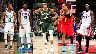 Best Highlights from 2020 Eastern Conference All-Star Starters