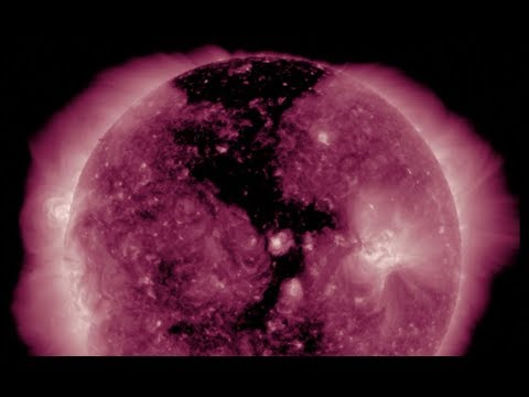 Big Sunspot, Coronal Hole, Close Stellar Encounters | S0 News Aug.30.2017