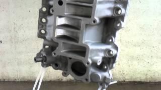 Acid Porting Exhaust Manifolds