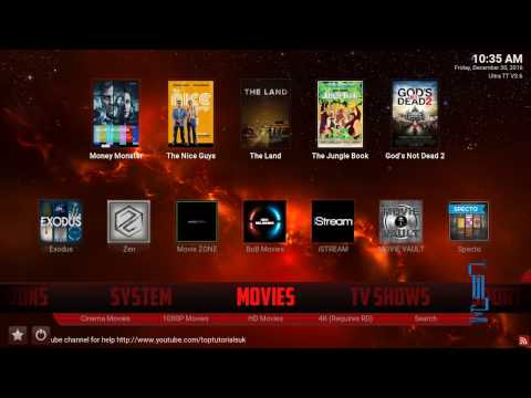 THE BEST KODI BUILD 2017 - FIRESTICK BUILD WORKS ON ALL DEVICES