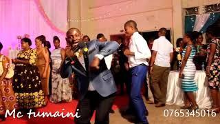Mc Tumaini acheza Kwangwaru katika ya Mr. & Mrs. Julius.. Hahahaaa mambo ni motooo
