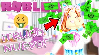HOW TO MAKE EASY AND FAST MONEY IN ADOPT ME *CHECKED* FREE BUCKS 💸 ROBLOX IN ENGLISH 💖