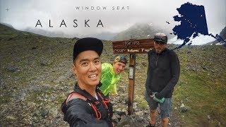 ALASKA + THE CROW PASS CROSSING | The Window Seat