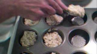 How To Make Home Made Lemon Poppy Seed Muffins Recipe With Magiesplace