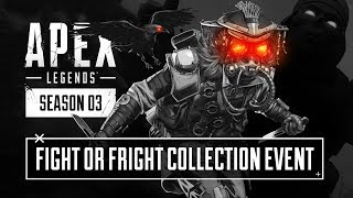 Apex Legends - Fight or Fright Collection Event Trailer