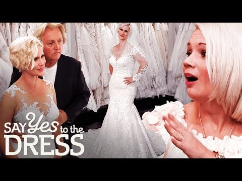 Bride Wants a Body Hugging Dress that Also Hides Her Colostomy Bag! | Say Yes To The Dress UK. http://bit.ly/2JHxj9e