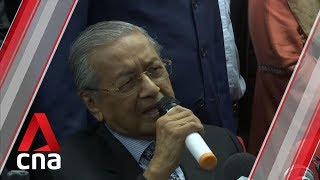 Malaysia PM Mahathir dismisses rumours of stepping down from Bersatu party