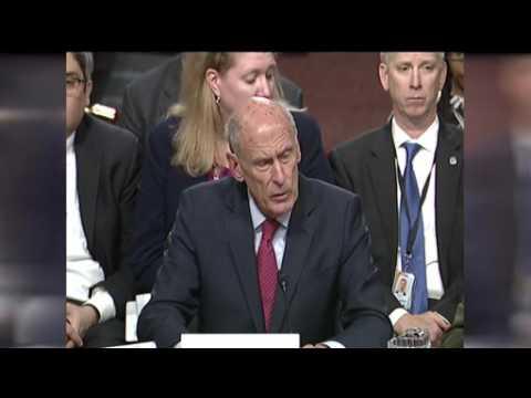 Intelligence Chiefs Testify at SASC Hearing