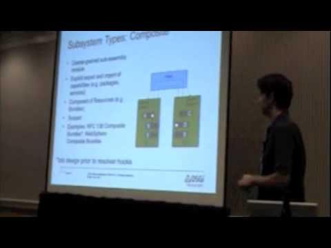 OSGi DevCon 2012 BOF - Subsystems - Tom Watson