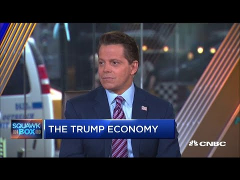 Anthony Scaramucci discusses the Trump economy and the 2020 election