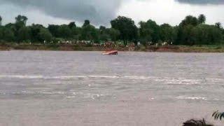 मेवाड़ वागड़ में फिर बाढ़ के हालात, बेणेश्वर फिर बना टापू, गींगला में बस बही