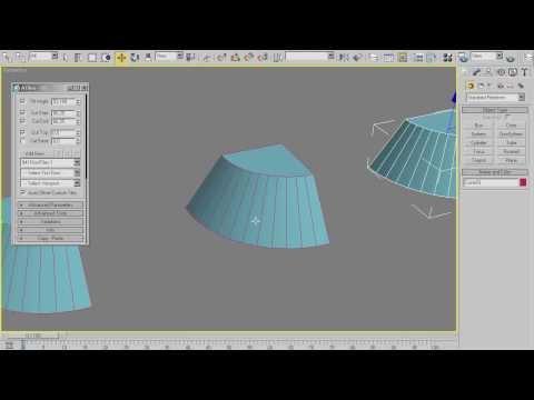 AvizStudioTools - ATiles Quick Tip - Curved Roof